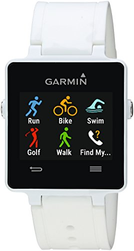 Garmin v%C3%ADvoactive White Bundle Monitor