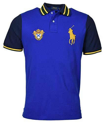 Polo Ralph Lauren Men's Classic-Fit Crest Logo Big Pony Polo Shirt