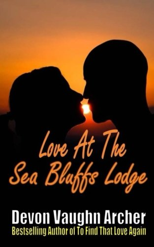 book cover of Love At The Sea Bluffs Lodge