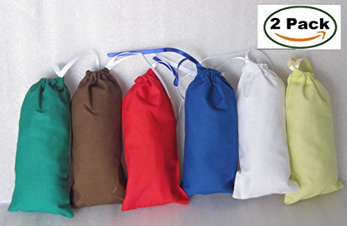 Cotton Drawstring Bags China - 8