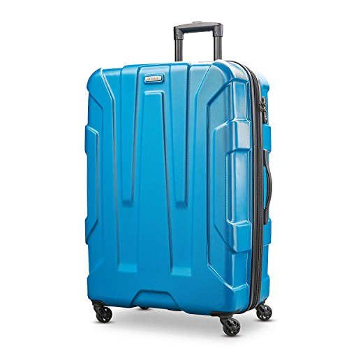 Samsonite Checked-Large, Caribbean Blue