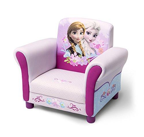 Delta children upholstered chair disney frozen import for Kids upholstered chair