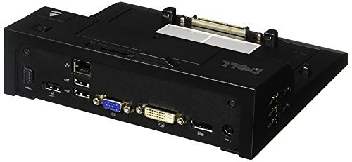 Dell E-Port Replicator PR03X 3.0 USB Docking Station W/O Adapter (Certified Refurbished) by Dell (Image #2)