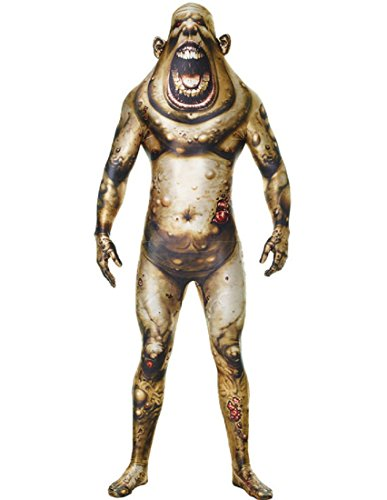 Morphsuits Men's Boil Monster Adult Fun Costume, Large ()
