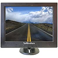 Tadibrothers 12 Inch LCD Monitor for any Backup Camera