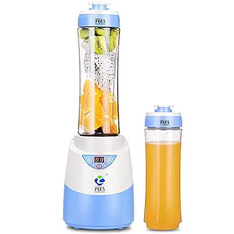 Juicer automático Exprimidor automático Juicer Pantalla táctil Juice Machine Mini multifunción Blender Máquina de cocina: Amazon.es: Hogar