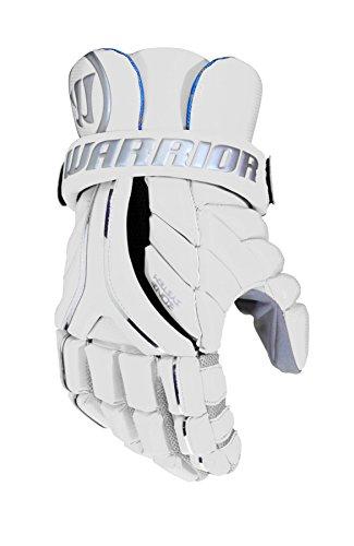 Warrior 2017 Evo Gloves, White, Large