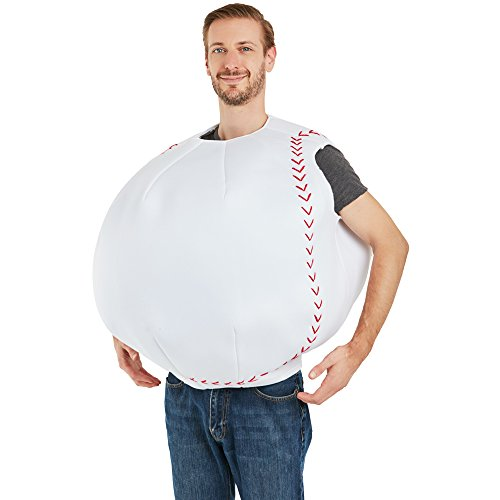 FunFill Adult Baseball Costume One Size Most]()