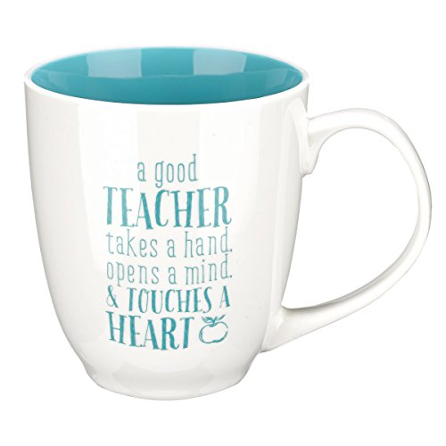 Blue Blessings to the Teacher