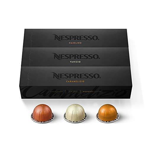 Nespresso Capsules VertuoLine Flavored