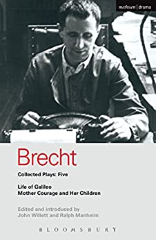 a literary analysis of betrolt brechts life of galileo Life of galileo (german: leben des galilei), also known as galileo, is a play by the twentieth-century german dramatist bertolt brecht  swan theatre production received a favorable review from the veteran theater critic michael billington.
