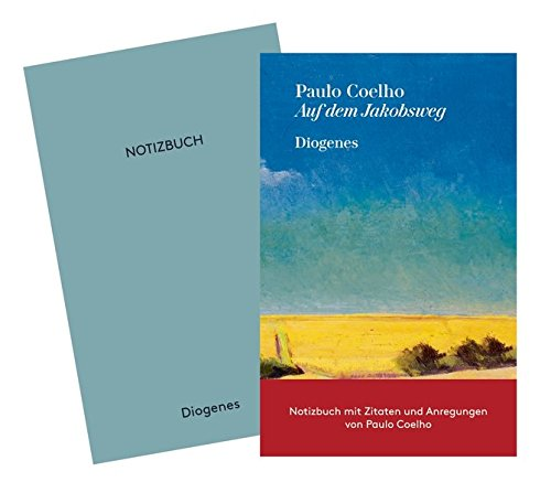 Auf dem Jakobsweg: Inklusive Notizbuch mit Zitaten
