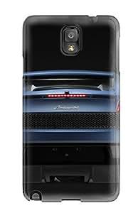 Shockproof/dirt-proof Lamborghini Gallardo Lp560 Ad Personam1080p Cover Case For Galaxy(note 3)