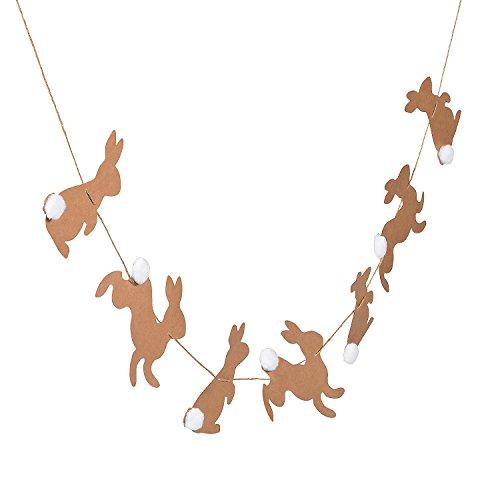 Jumping Bunny Garland ()