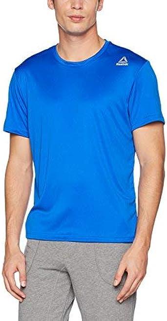 Hombre Reebok Run SS tee Camiseta