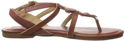 flip*flop flor, sandales femme Marron - Braun (Choco 806)