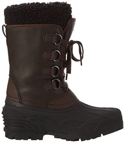 710119 schwarz Lico braun Boots Sibirien Brown WwFUUq7B