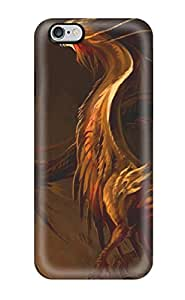 High Quality Shock Absorbing Case For Iphone 6 Plus-dragon Creature