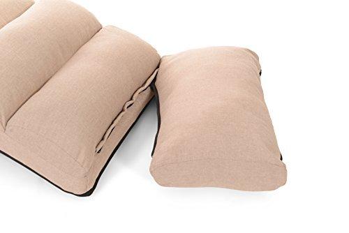 41ebvTevTFL - E-joy-Relaxing-Sofa-Bean-Bag-Folding-Sofa-Chair-Futon-Chair-and-Lounge