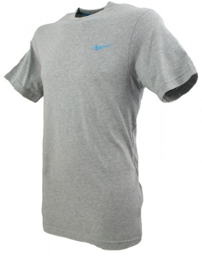 Nike Gris Basic nbsp;Camiseta gris Swoosh nbsp;� Logo rBrWRXFq