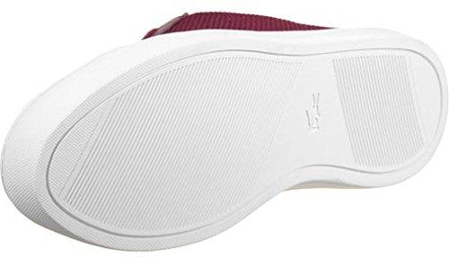 Lacoste Sport L.12.12 117 2 CAW W Calzado burdeos blanco