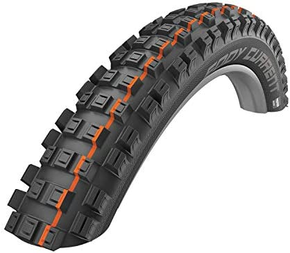 Schwalbe Eddy Current Rear Addix-Soft, SuperGravity, Tubeless Folding HS497 MTN Bike Tire
