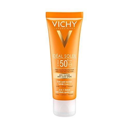 Vichy Ideal Soleil Protector solar FPS 50 Anti-manchas 50ml