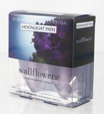 Bath & Body Works MOONLIGHT PATH Wallflower Refill X2
