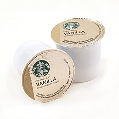 Starbucks Vanilla Coffee Keurig K-Cups, 160 Count