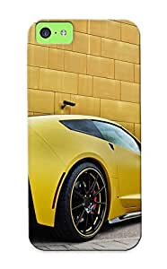 2014 Geigercars Chevrolet Corvee C7 Stingray Muscle Supercar Tuning Case Compatible With Iphone 5c/ Hot Protection Case(best Gift Choice For Lovers)