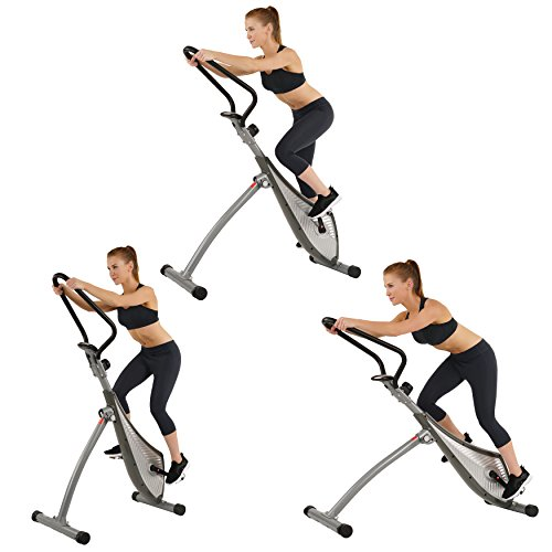 Sunny Health & Fitness SF-B0419 Incline Plank Standing Exercise Bike by Sunny Health & Fitness (Image #3)