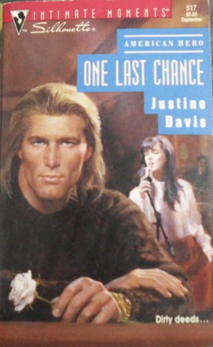 book cover of One Last Chance