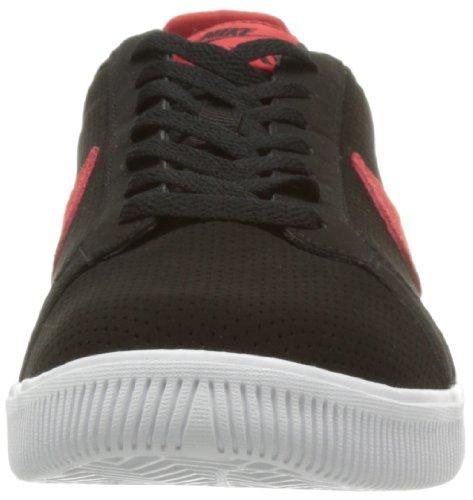 Nike Hombres Nike Sportswear Classic Negro / Universidad Rojo / Blanco