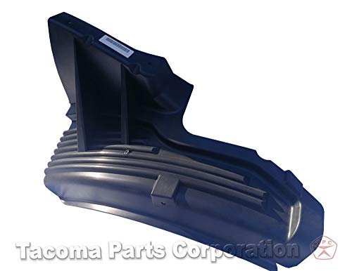 - Longroadaccess Rear Fender Left Driver Side for Volvo VNL Trucks