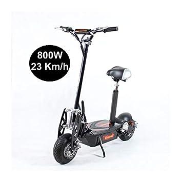 Patinete eléctrico adulto 800 W: Amazon.es: Deportes y aire ...