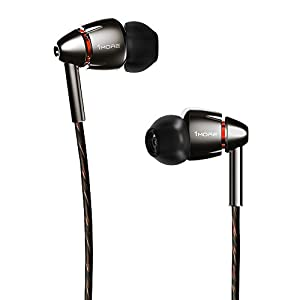 1MORE Quad Driver in-Ear Earphones Hi-Res High Fidelity Headphones Warm Bass, Spacious Reproduction, High Resolution…