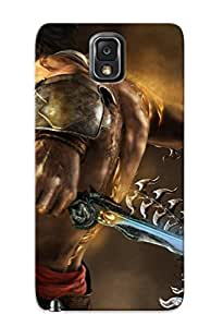 New Premium Exultantor Prince Of Persia - The Sands Of Time Skin Case Cover Design Ellent Fitted For Galaxy Note 3 For Lovers