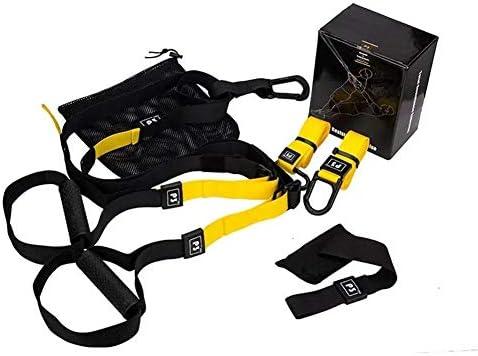 シェイプアップベルト 抵抗バンドゴムバンドスポーツフィットネス引張パンダヨガプルロープ (色 : 黄, サイズ : ワンサイズ)