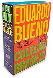 Box Coleção Brasilis: 4 Livros – A Viagem Do Descobrimento; Náufragos, Traficantes E Degredados; Capitães Do Brasil E A Coro