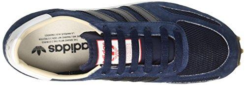 Ginnastica adidas Trainer Black Collegiate da la Og Uomo Blu Scarpe Core Basse Navy Gum X14ZX