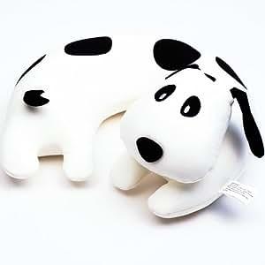 Cute Microbead Pillow : Amazon.com: Focus-M Micro Beads Travel Neck Pillow, Dalmatian Puppy Dog, Cute Animal Pillow ...