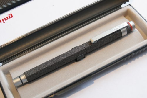 rotring 600 Newton Lava Rollerball Pen Made In Germany New in Box by Rotring