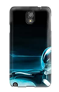 Series Skin Case Cover For Galaxy Note 3(tron Legacy Disney 3d Movie)
