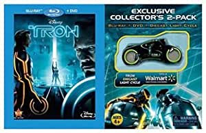 Tron: Legacy - Exclusive Collector's 2-Pack (Two-Disc Blu-ray/DVD Combo + Diecast Light Cycle)