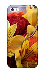 Shannon Galan's Shop Best Premium Durable Fall Flowers Fashion Tpu Iphone 5/5s Protective Case Cover 3087488K14800650