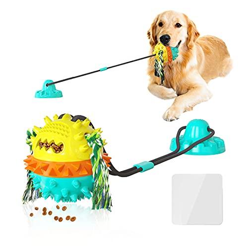 juguete de perros para masticar y limpia dientes