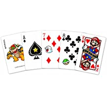 Super Mario Bros Trump Playing Cards - Standard Ver Limited Edition [Toy] (japan import)