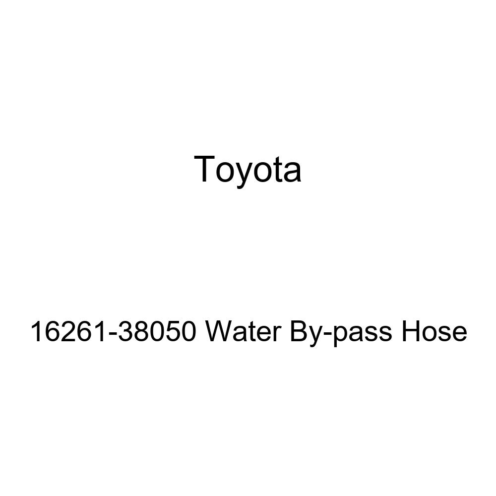 Genuine Toyota 16261-38050 Water By-pass Hose