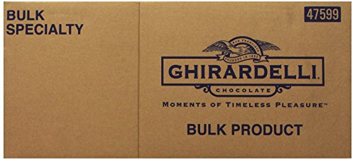 Ghirardelli Chocolate Intense Dark Squares, Twilight Delight 72% Cacao, 0.375-Ounce Squares (Pack of 540) by Ghirardelli (Image #3)