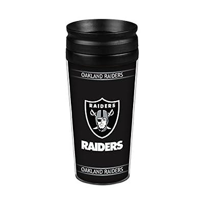 NFL unisex 14-ounce Full Wrap Travel Tumbler